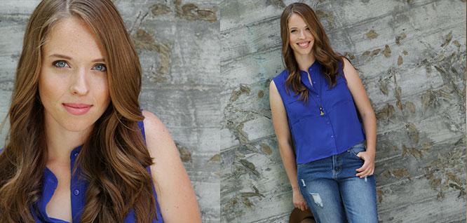 Model Kirsten