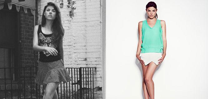 Model Emily P