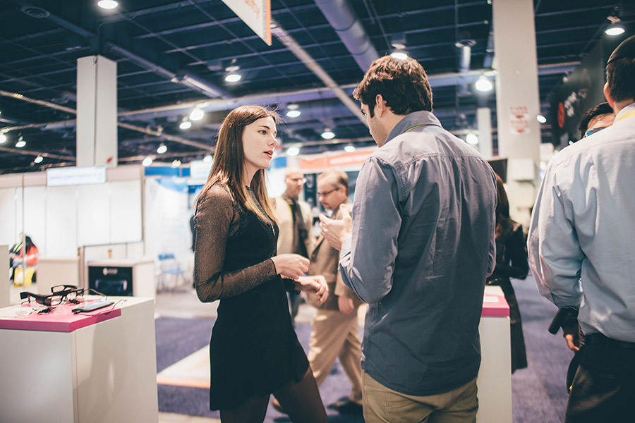 The Benefits Of Hiring Product Demonstrators For Trade Shows